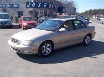 2001 Cadillac Catera for sale in Zanesville, OH