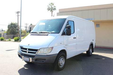 2005 Dodge Sprinter Cargo for sale in San Diego, CA