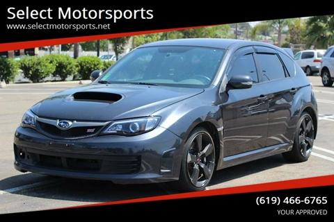 Subaru Impreza For Sale In San Diego Ca Carsforsale