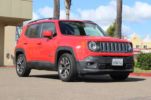 2018 Jeep Renegade for sale in San Diego, CA