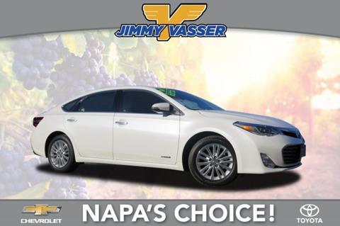 2014 Toyota Avalon Hybrid for sale in Napa, CA