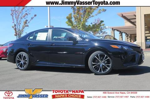 2018 Toyota Camry for sale in Napa, CA