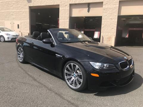 2010 BMW M3 for sale in Napa, CA