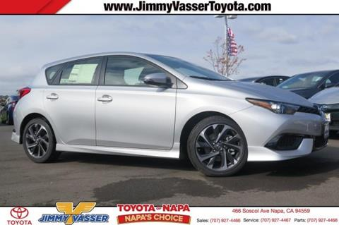 2018 Toyota Corolla iM for sale in Napa, CA