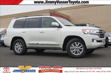 2017 Toyota Land Cruiser for sale in Napa, CA