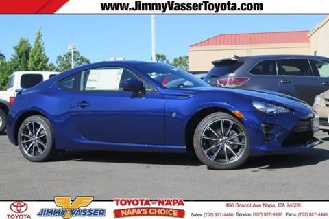 2017 Toyota 86 for sale in Napa, CA