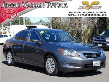 2010 Honda Accord for sale in Napa, CA
