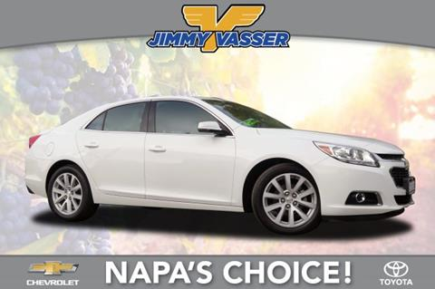 2015 Chevrolet Malibu for sale in Napa, CA