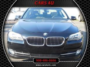 2013 BMW 5 Series for sale in Linden, NJ