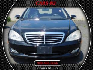 2007 Mercedes-Benz S-Class for sale in Linden, NJ