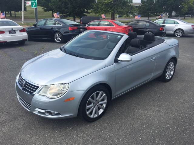 2007 Volkswagen Eos 20t 2dr Convertible 2l I4 6a In Baltimore Md Rheuroautogroup: 2007 Vw Eos Turbo Radio At Elf-jo.com