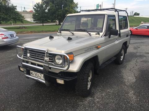 1990 Toyota Land Cruiser for sale in Baltimore, MD