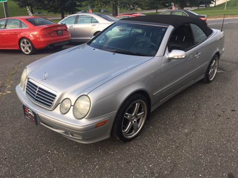 2000 Mercedes-Benz CLK for sale in Baltimore, MD