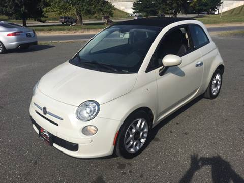 2012 FIAT 500c for sale in Baltimore, MD