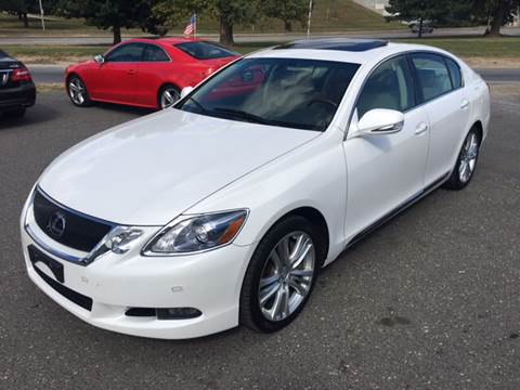 2008 Lexus GS 450h for sale in Baltimore, MD