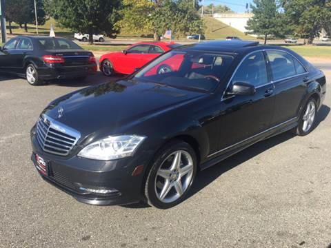 2011 Mercedes-Benz S-Class for sale in Baltimore, MD