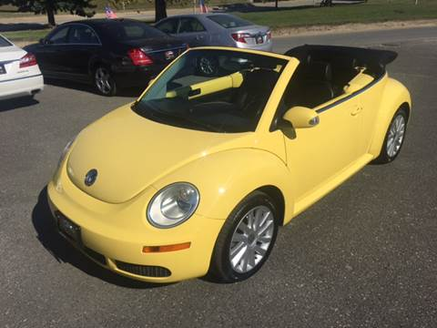2008 Volkswagen New Beetle for sale in Baltimore, MD