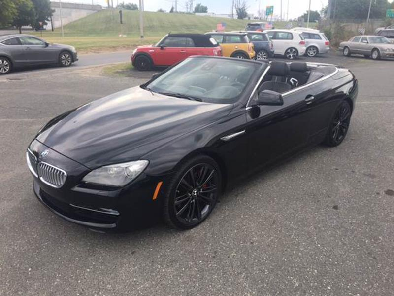 2012 Bmw 6 Series 650i 2dr Convertible In Baltimore MD - Euro Auto Group
