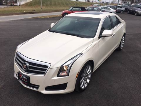 Cadillac ats for sale in baltimore md for Exclusive motor cars baltimore md