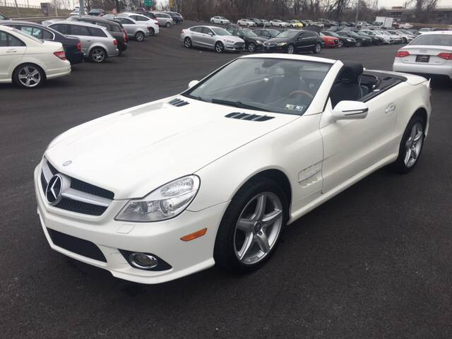 2009 Mercedes-Benz Sl-Class SL 550 2dr Convertible In Baltimore MD ...