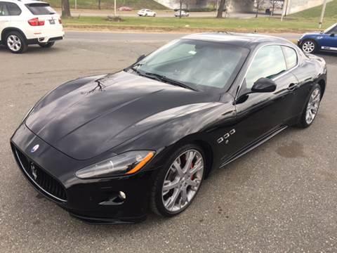 2012 Maserati GranTurismo for sale in Baltimore, MD