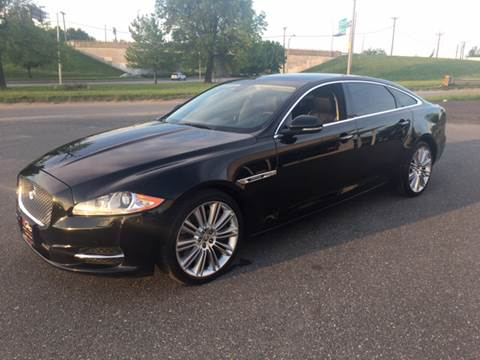 2011 Jaguar XJL for sale in Baltimore, MD