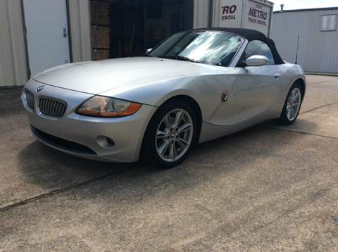 2003 BMW Z4 for sale in Hoover, AL