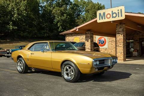 1967 Pontiac Firebird for sale in Dongola, IL