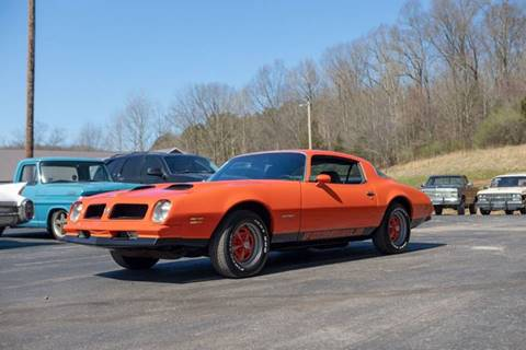 1976 Pontiac Firebird for sale in Dongola, IL