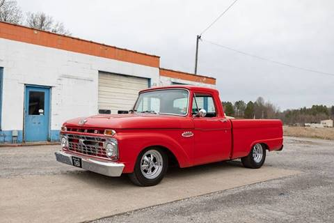 1966 Ford F-100 for sale in Dongola, IL