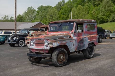 1969 Nissan Pickup for sale in Dongola, IL