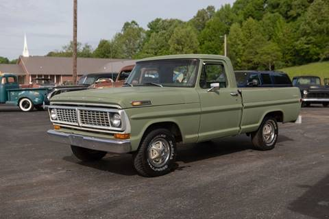 1970 Ford F-100 for sale in Dongola, IL