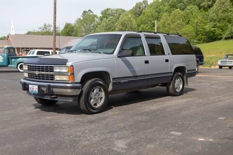 Used 1993 Chevrolet Suburban For Sale Carsforsale Com