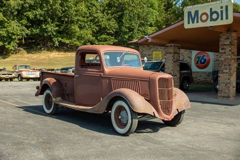1935 Ford F-100 for sale in Dongola, IL