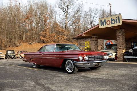 1960 Oldsmobile Eighty-Eight for sale at Curts Classics in Dongola IL