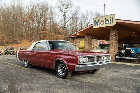 1966 Dodge Coronet for sale at Curts Classics in Dongola IL