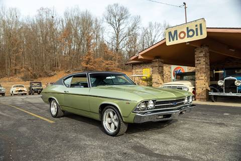 1969 Chevrolet Chevelle for sale at Curts Classics in Dongola IL