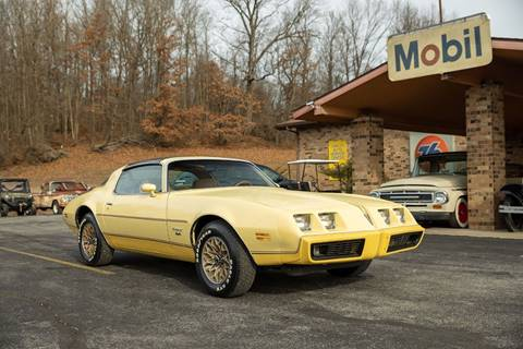 1980 Pontiac Firebird for sale at Curts Classics in Dongola IL