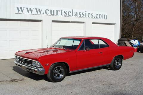 1966 Chevrolet Chevelle for sale at Curts Classics in Dongola IL