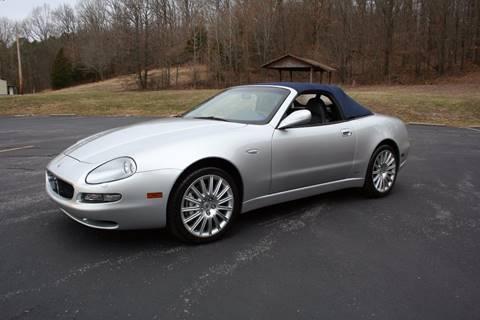 2002 Maserati Spyder for sale in Jonesboro, IL
