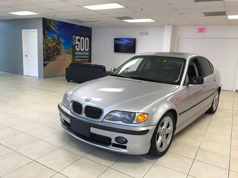 2003 BMW 3 Series For Sale  Carsforsalecom