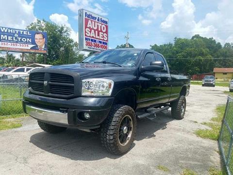 2008 Dodge Ram Pickup 3500 for sale in Ocala, FL