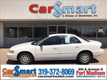 2003 Buick Century for sale in Fort Madison, IA