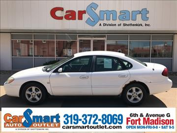 2000 Ford Taurus for sale in Fort Madison, IA