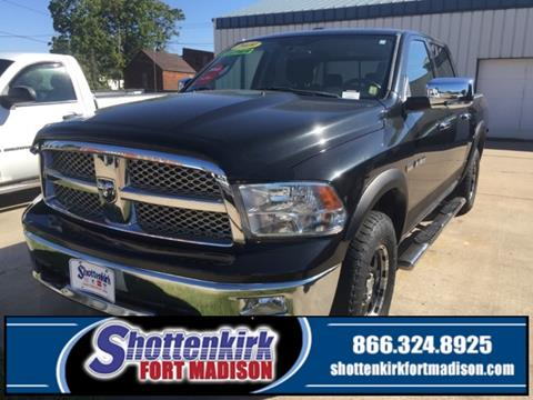 2009 Dodge Ram Pickup 1500 for sale in Fort Madison, IA