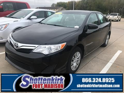 2014 Toyota Camry for sale in Fort Madison, IA
