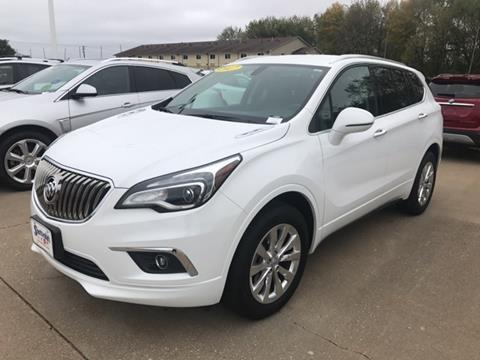 2017 Buick Envision for sale in Fort Madison, IA