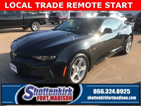 2017 Chevrolet Camaro for sale in Fort Madison, IA
