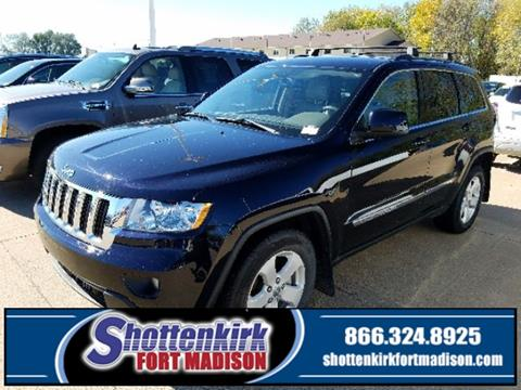 2011 Jeep Grand Cherokee for sale in Fort Madison, IA