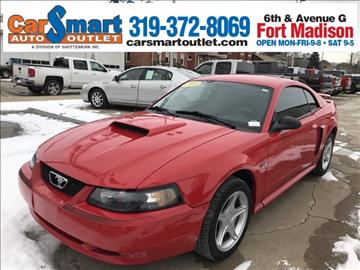 2003 Ford Mustang for sale in Fort Madison, IA